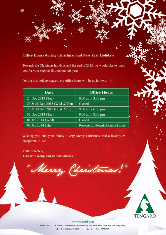Christmas-Notice-Eng
